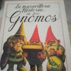 Libros de segunda mano: HISTORIA DE LOS GNOMOS. Lote 277511353