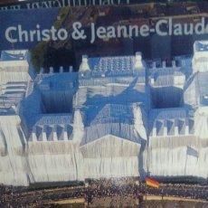 Libros de segunda mano: CHRISTO & JEANNE-CLAUDE. Lote 277519133