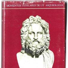 Libros de segunda mano: HANS VON HÜLSEN : HALLAZGOS EN ROMA. (TRADUCCIÓN DE ESTHER GARCÍA REGALADO. TAURUS EDS,, 1966). Lote 277528638