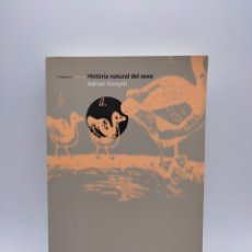 Livres d'occasion: HISTÒRIA NATURAL DEL SEXE ADRIAN FROSYTH. Lote 277556673