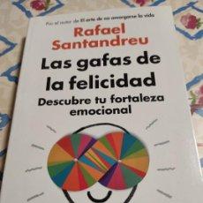 Libros de segunda mano: LAS GAFAS DE LA FELICIDAD / RAFAEL SANTANDREU. Lote 277599583