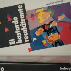 Libros de segunda mano: C-17 LIBRO EL BASTARDO RECALCITRANTE TOM SHARPE CIRCULO DE LECTORES. Lote 277631438