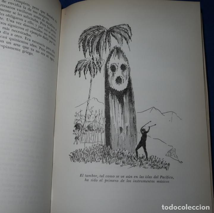 Libros de segunda mano: Las Artes - Hendrik W. Van Loon - Luis Miracle (1956) - Foto 8 - 277666788