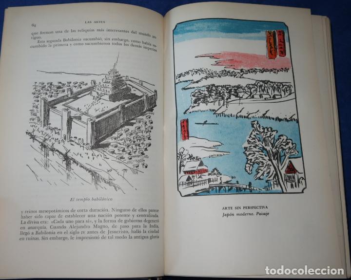 Libros de segunda mano: Las Artes - Hendrik W. Van Loon - Luis Miracle (1956) - Foto 9 - 277666788