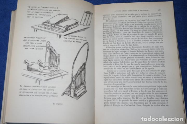 Libros de segunda mano: Las Artes - Hendrik W. Van Loon - Luis Miracle (1956) - Foto 15 - 277666788