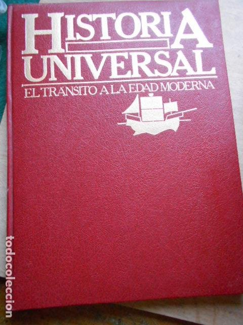 Libros de segunda mano: HISTORIA UNIVERSAL 8 TOMOS - Foto 4 - 277711638