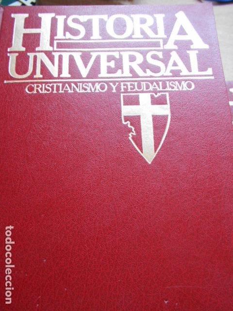 Libros de segunda mano: HISTORIA UNIVERSAL 8 TOMOS - Foto 10 - 277711638