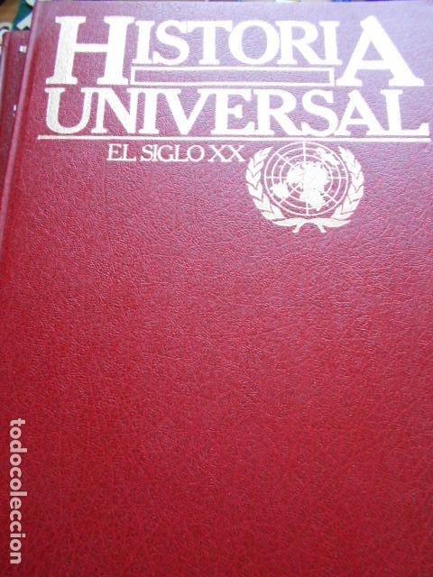 Libros de segunda mano: HISTORIA UNIVERSAL 8 TOMOS - Foto 12 - 277711638