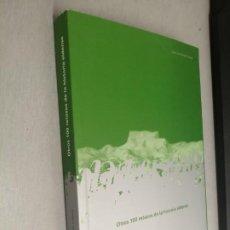Libros de segunda mano: OTROS 100 RETAZOS DE LA HISTORIA ELDENSE / JOSÉ LUIS BAZÁN LÓPEZ / ELDA 2004. Lote 277763263