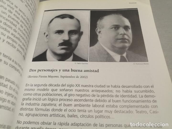 Libros de segunda mano: OTROS 100 RETAZOS DE LA HISTORIA ELDENSE / JOSÉ LUIS BAZÁN LÓPEZ / ELDA 2004 - Foto 4 - 277763458