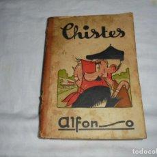 Libros de segunda mano: CHISTES ALFONSO.PINON Y TELVA 1948.VER FOTOS. Lote 277837943