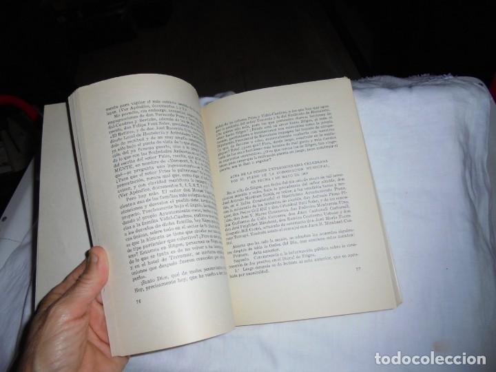 Libros de segunda mano: MIGUEL UTRILLO : EL LIBRO NEGRO DE SITGES (1970) FIRMADO POR EL AUTOR. MUY ILUSTRADO - Foto 7 - 277842488
