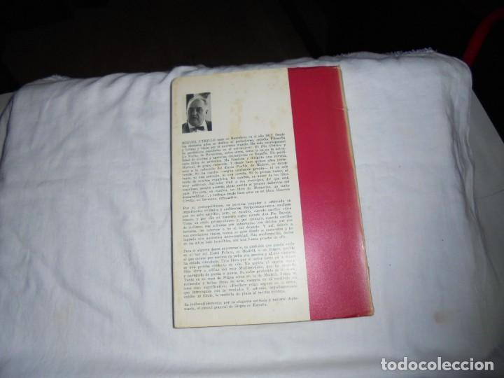 Libros de segunda mano: MIGUEL UTRILLO : EL LIBRO NEGRO DE SITGES (1970) FIRMADO POR EL AUTOR. MUY ILUSTRADO - Foto 10 - 277842488