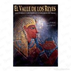 Libros de segunda mano: EL VALLE DE LOS REYES. Lote 277845688