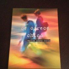 Libros de segunda mano: SE OFRECE CHICO/MARISA LÓPEZ SORIA - EDEBÉ - BUEN ESTADO.. Lote 277846088