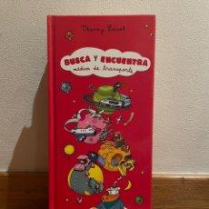 Libros de segunda mano: BUSCA Y ENCUENTRA MEDIOS DE TRANSPORTE CHIERRY LAVAL. Lote 277853828