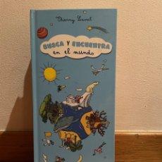 Libros de segunda mano: BUSCA Y ENCUENTRA EN EL MUNDO CHIERRY LAVAL. Lote 277853843