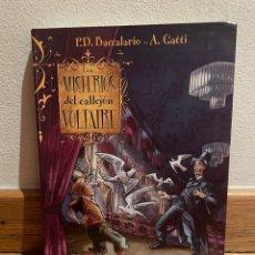 Libros de segunda mano: LOS MISTERIOS DEL CALLEJÓN VOLTAIRE P. D. BACCALARIO - A. GATTI. Lote 277853903
