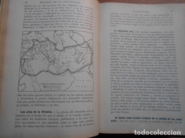 Libros de segunda mano: HISTORIA DE LA CIVILIZACIÓN 1934 - Foto 3 - 278163918