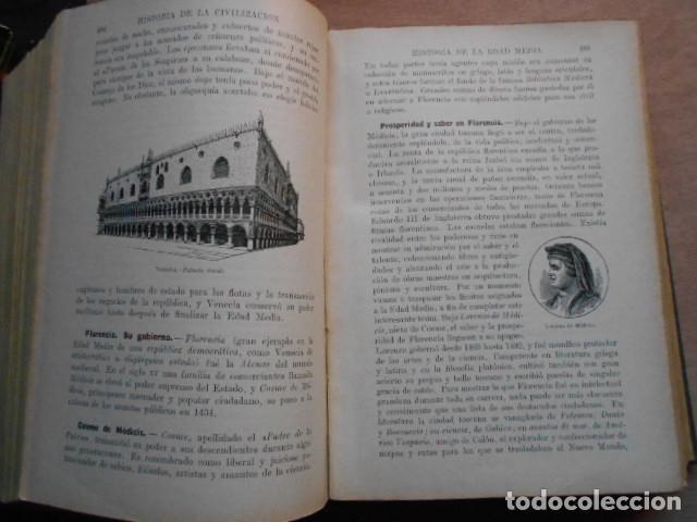 Libros de segunda mano: HISTORIA DE LA CIVILIZACIÓN 1934 - Foto 4 - 278163918