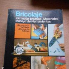 Libros de segunda mano: ENCICLOPEDIA CEAC DEL BRICOLAJE SUELOS MATERIALES MANEJO DE HERRAMIENTAS. Lote 278178778