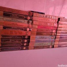 Libros de segunda mano: LOTE DE 30 LIBROS DE LA COLECCIÓN OTROS MUNDOS DE PLAZA Y JANES. Lote 278190903