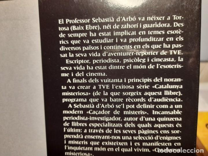 Libros de segunda mano: FANTASTICO LIBRO: CATALUNYA MISTERIOSA ( EN CATALAN ) POR SEBASTIA D´ARBÓ - Foto 5 - 278198253