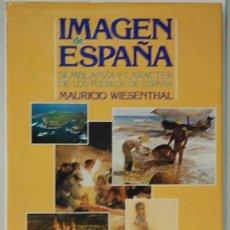 Libros de segunda mano: IMAGEN DE ESPAÑA - SEMBLANZA Y CARACTER DE LOS PUEBLOS DE ESPAÑA - MAURICIO WIESENTHAL. SALVAT. 1984. Lote 278270398