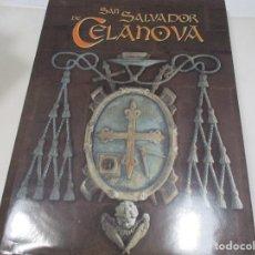 Libros de segunda mano: VV.AA SAN SALVADOR DE CELANOVA W8220. Lote 278271668