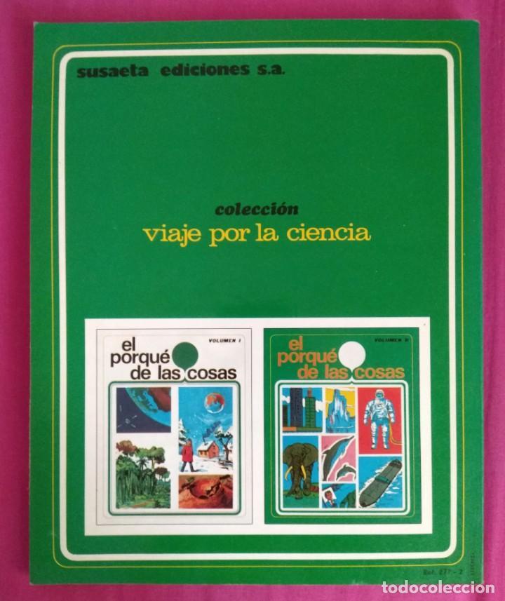 Libros de segunda mano: EL PORQUÉ DE LAS COSAS VOLUMEN II - SUSAETA EDICIONES S.A. (1979) - Foto 2 - 278285778