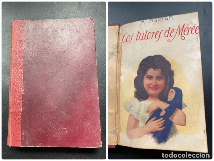 LOS TUTORES DE MEREE. M. MARYAN. ED. EVA. MADRID. SIN FECHAR. PAGS: 303 (Libros de Segunda Mano - Literatura Infantil y Juvenil - Otros)