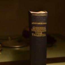 Libros de segunda mano: GAMBERROS, HOMOSEXUALES, VAGOS Y MALEANTES- CARLOS SABATER TOMAS- ED. HISPANO EUROPEA. Lote 278299153