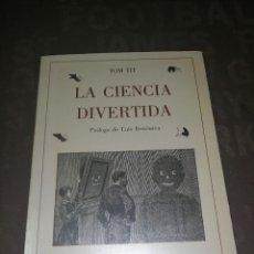 Libros de segunda mano: LA CIENCIA DIVERTIDA - TIT, TOM. Lote 278302158
