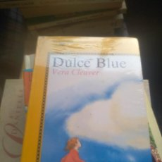 Libros de segunda mano: DULCE BLUE - CLEAVER,VERA. Lote 278330613