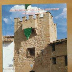 Libros de segunda mano: METODOLOGÍA DE LA INVESTIGACIÓN CIENTÍFICA SOBRE FUENTES ARAGONESAS / 1994. Lote 278331363