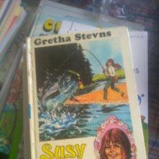 Libros de segunda mano: SUSY EN EL CAMPING. GRETHA STEVNS. ED. TORAY. BARCELONA, 1971. PAGS: 143.. Lote 278334478