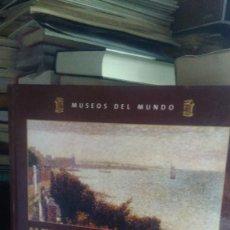 Libros de segunda mano: METROPOLITAN MOMA, MUSEOS DEL MUNDO, ED. ESPASA. Lote 278350368