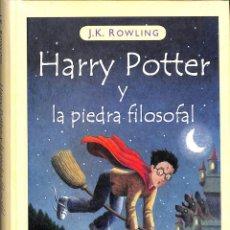 Libros de segunda mano: HARRY POTTER Y LA PIEDRA FILOSOFAL (HARRY POTTER 1) - J.K. ROWLING - SALAMANDRA INFANTIL Y JUVENIL. Lote 278355528