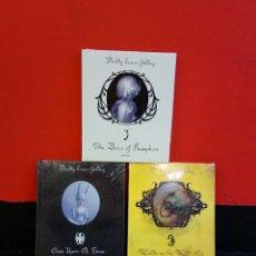 Libros de segunda mano: DOROTHY CIRCUS GALLERY. TRILOGY. 3 VOL. DRAGO. CON PRECINTO. ILUSTRACIÓN. Lote 278355723