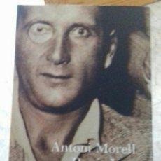 Livros em segunda mão: ANTONI MORELL BORIS I REY DE ANDORRA. Lote 278483478