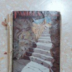 Libros de segunda mano: FABIOLA O LA IGLESIA DE LAS CATACUMBAS. CARDENAL WISEMAN. 1939. Lote 278484138