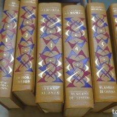 Livres d'occasion: PRPM 35 6 TOMOS MEMORIAS SEGUNDA GUERRA MUNDIAL. W. CHURCHILL. Lote 278532928