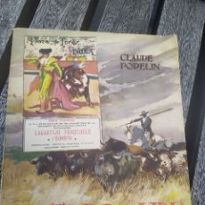 Libros de segunda mano: EL TORO Y SU LIDIA CLAUDE PIPELINE CALLEJA 1956 ILUSTRADO. Lote 278567903