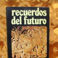 Libros de segunda mano: RECUERDOS DEL FUTURO .ERICH VON DANIKEN ( PLAZA Y JANES ). Lote 278587608