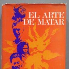 Libros de segunda mano: EL ARTE DE MATAR. SUEIRO. Lote 278621548