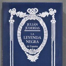 Libros de segunda mano: LA LEYENDA NEGRA. JUDERIAS. ESFERA. Lote 278621733
