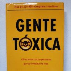 Libros de segunda mano: GENTE TÓXICA - BERNARDO STAMATEAS. Lote 278623968