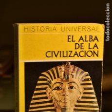 Libros de segunda mano: CARL GRIMBERG- EL ALBA DE LA CIVILIZACIÓN- EDITORIAL DAIMON. Lote 278632118