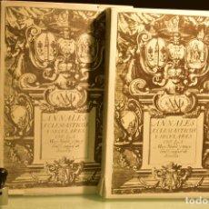 Libros de segunda mano: ANALES ECLESIÁSTICOS Y SECULARES DE LA MUY NOBLE Y MUY LEAL CIUDAD DE SEVILLA. Lote 278632493