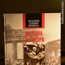 Libros de segunda mano: VICTORIA EN EUROPA- TIME LIFE FOLIO- GERALD SIMONS. Lote 278632853